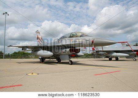 F-16 Florennes Belgium