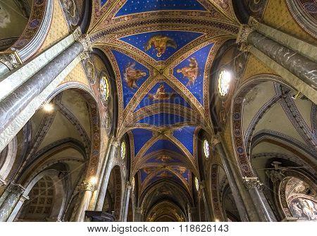 Santa Maria Sopra Minerva Church, Rome, Italy