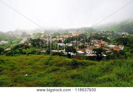 Fog In Nova Sintra