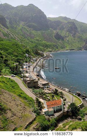 Town Of Fajan D'agua