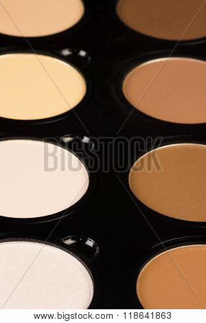 Palette For Contouring