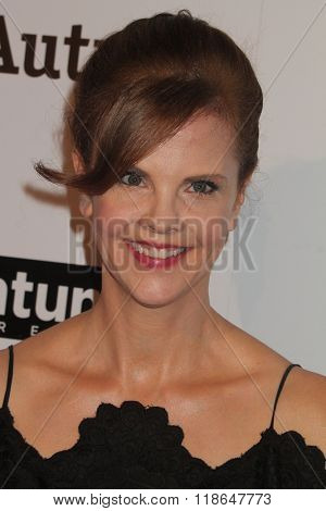 LOS ANGELES - FEB 16:  Kiersten Warren at the Forsaken Los Angeles Special Screening at the Autry Museum of the American West on February 16, 2016 in Los Angeles, CA