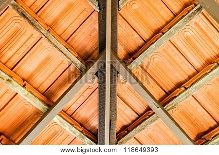 Terracotta Tile Roof