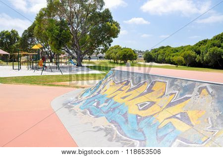 Spearwood Skate Park and Playground