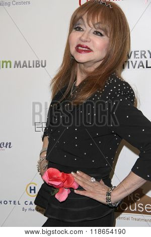 Judy Tenuta arrives at the