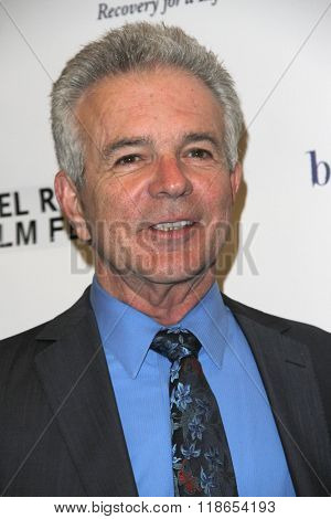 Tony Denison arrives at the