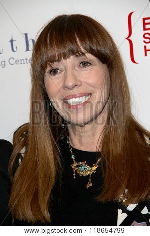 Mackenzie Phillips arrives at the