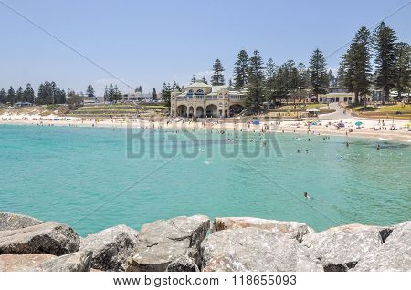 Indiana Tea House: Cottesloe Beach