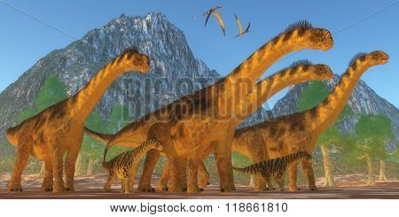 Camarasaurus Dinosaurs
