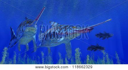 Eurhinosaurus Jurassic Ocean