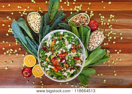 Health Food Composition