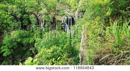 Denham Falls in Queensland