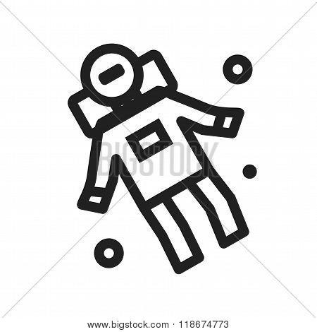 Space Man II
