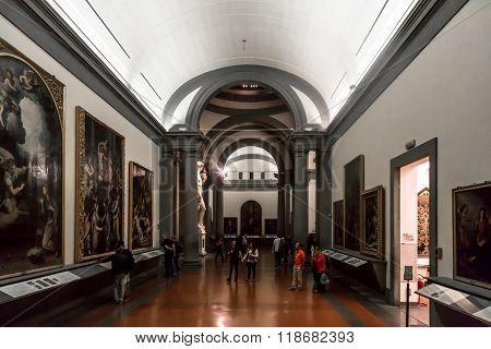Galleria Dell Accedemia