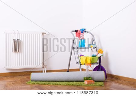 Parquet And Carpet Cleaning