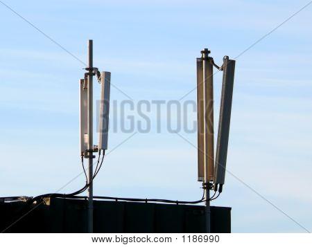 Cellular Phone Network Antenna