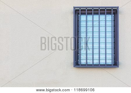 Empty Wall Texture With Window