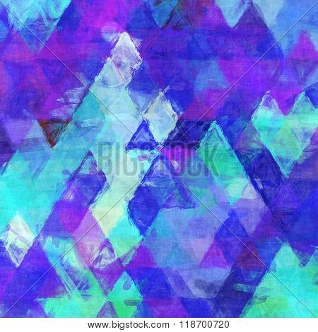 geometry painting