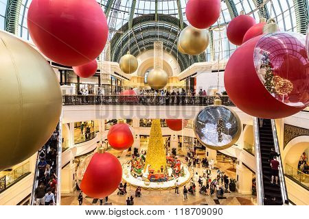 Mall Of The Emirates In Dubai