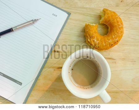 breakfast with work soft sunshine