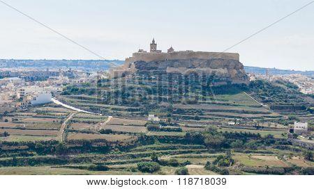 The Cittadella Gozo