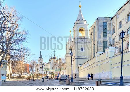 Cathedral Of St. John The Baptist And The Church Of Prince Vladimir
