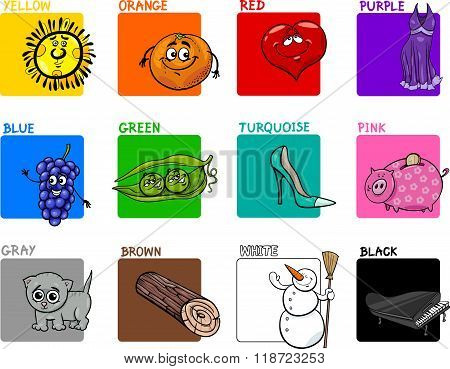 Main Colors Educational Set