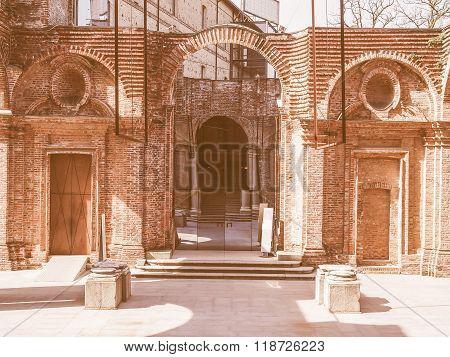 Castello Di Rivoli Vintage