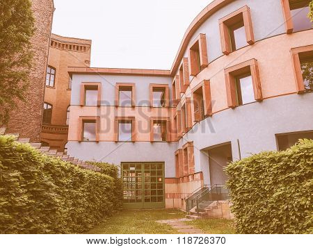 Wissenschaftszentrum In Berlin Vintage
