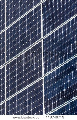 Green Solar energy Panels