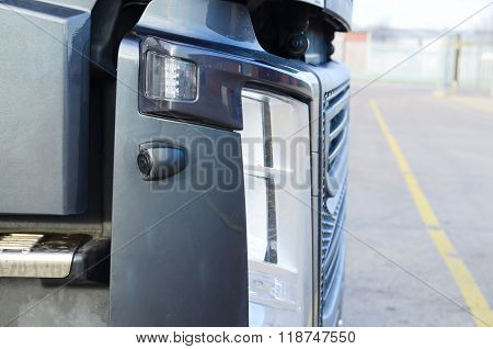 Car Side Camera..
