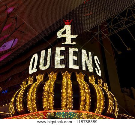 The Four Queens Hotel And Casino