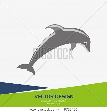 beach icon design