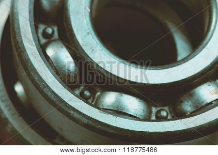 Obsolete Bearing As A Old Technical Detail