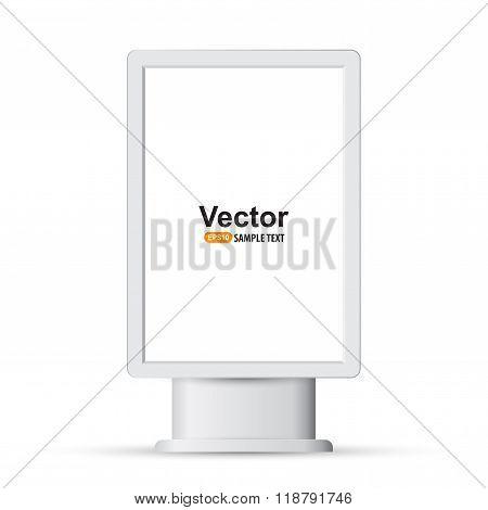 Vertical Blank Lightbox