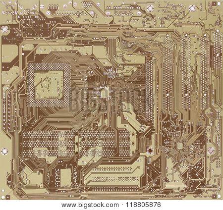Printed Circuit Vintage