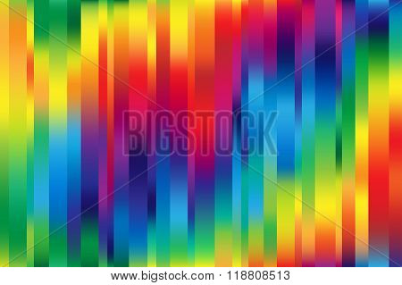 Colorful Mesh Background With Random Width Lines