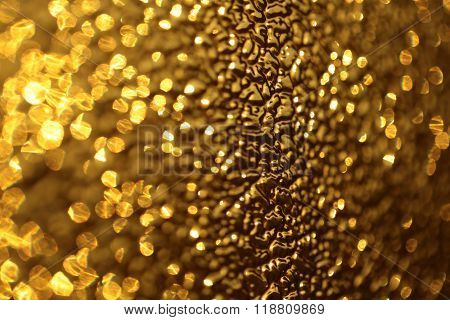 Sparkling Opaque Glass Wallpaper