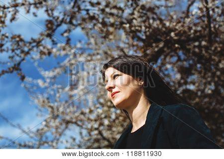 Portrait Of A Proud Woman