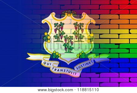 Rainbow Wall Connecticut