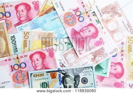 Mixed Banknotes