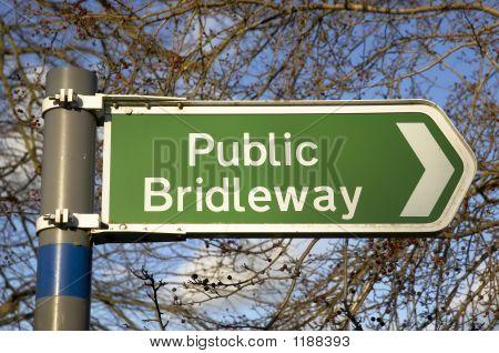 Public Bridleway