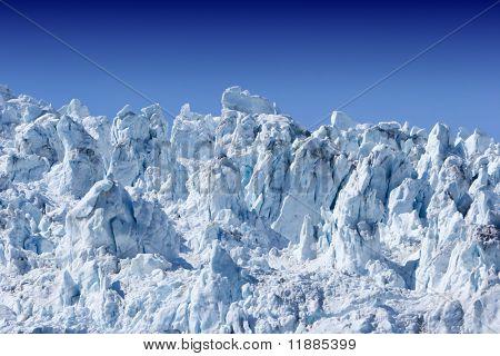 Hubbard-Gletscher in Seward (Alaska)