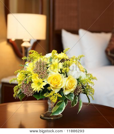 Hotel Room Arrangment