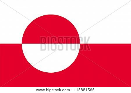 Standard Proportions For Greenland Flag