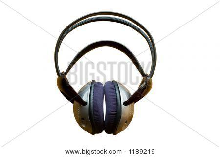 Isolated Headphones