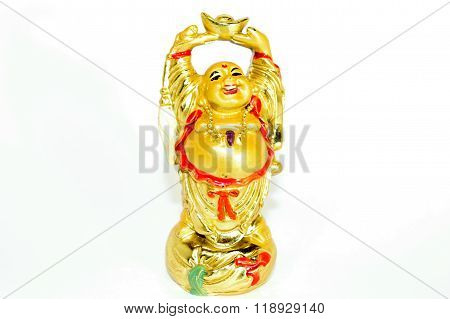 golden statuette
