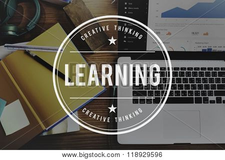 Learn Learning Knowledge Education Concept