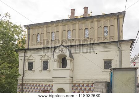 House of Romanov boyars in Moscow . 2015