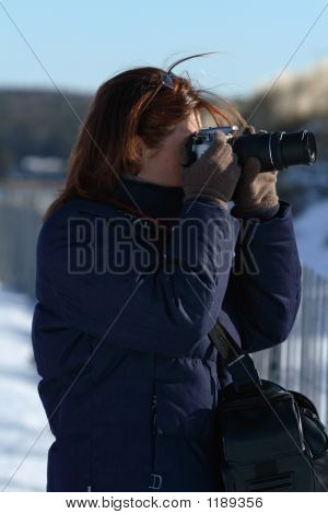 Woman Photgrapher 6